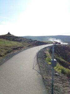 Goðafoss að austan