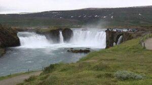 Goðafoss að vestan